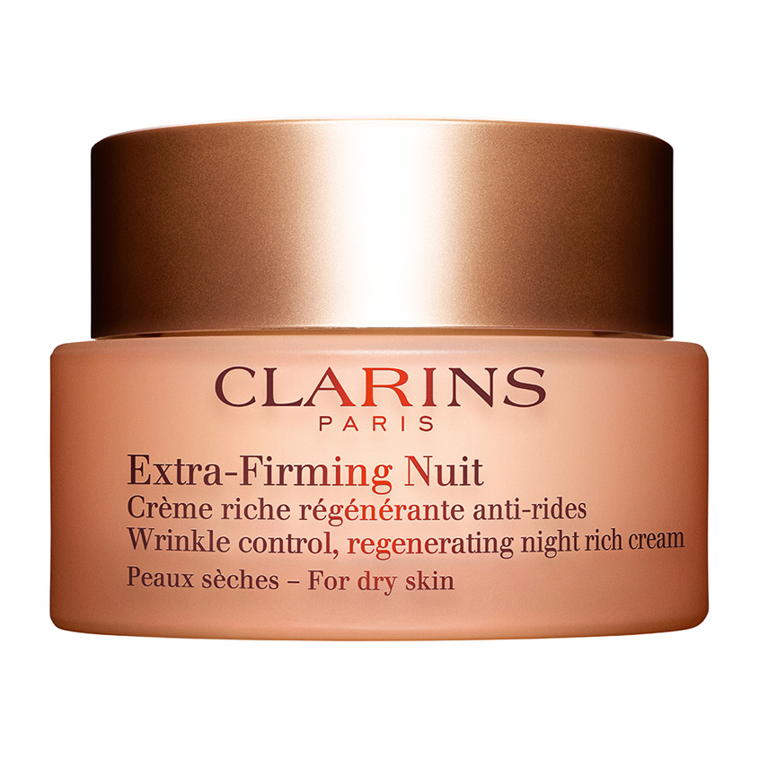 Купить CLARINS Регенерирующий ночной крем против морщин для сухой кожи Extra-Firming