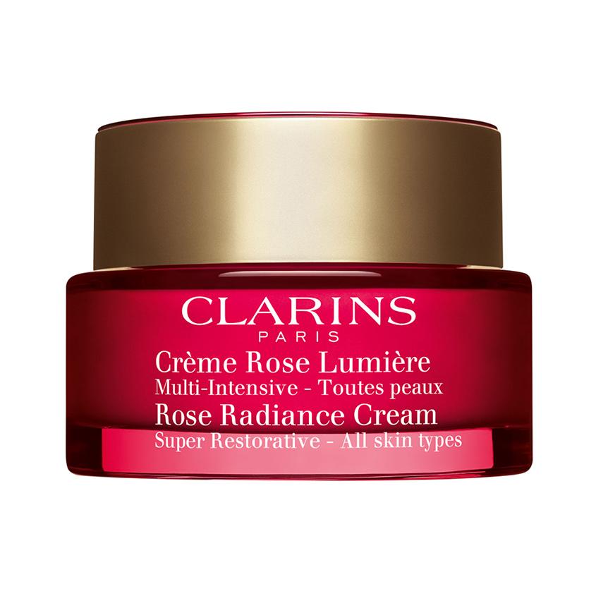 CLARINS Восстанавливающий дневной крем с эффектом сияния для любого типа кожи Multi-Intensive фото