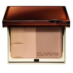 CLARINS ����������� ���������� ����������� ����� SPF 15 Bronzing Duo � 01 light
