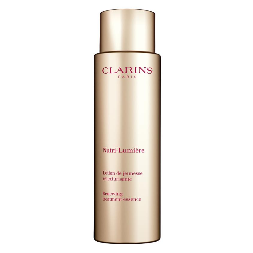 CLARINS Питательный антивозрастной смягчающий флюид придающий сияние зрелой коже Nutri-Lumière.