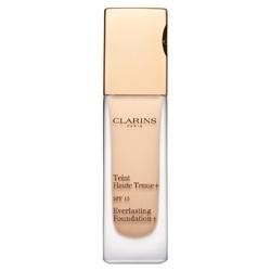 CLARINS Устойчивый тональный крем Haute Tenue + SPF 15 № 105 Nude, 30 мл clarins clarins тональный крем с эффектом сияния true radiance spf 15 105 nude 30 мл
