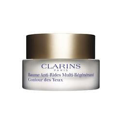 CLARINS Регенерирующий бальзам для кожи вокруг глаз Multi-Regenerante 15 мл