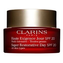 CLARINS Восстанавливающий дневной крем интенсивного действия для любого типа кожи SPF 20 Multi-Inten