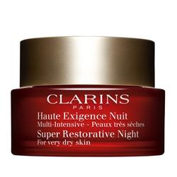 CLARINS Восстанавливающий ночной крем интенсивного действия для сухой кожи Multi-Intensive 50 мл