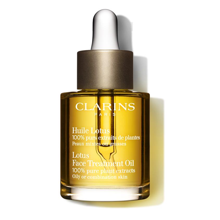 Clarins масло для жирной кожи лица thumbnail