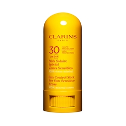CLARINS Солнцезащитный карандаш для чувствительных участков кожи лица SPF 30 8 г