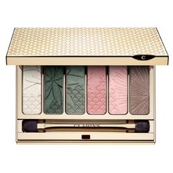 CLARINS Коллекционная палитра для макияжа глаз Garden Escape