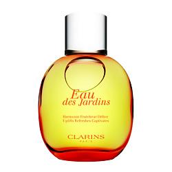 CLARINS Фруктовая вода Eau des Jardins 100 мл clarins eau des jardins крем для тела eau des jardins крем для тела