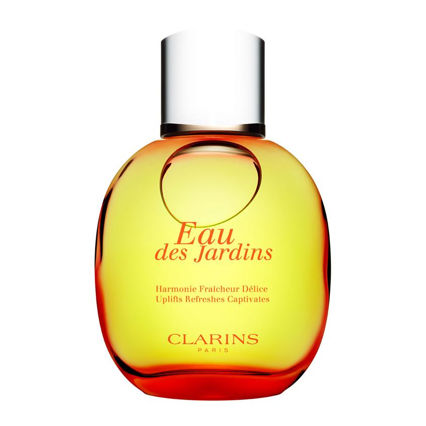 CLARINS Фруктовая вода Eau des Jardins