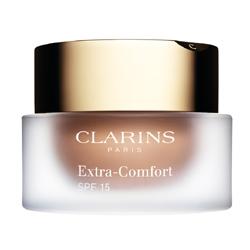 CLARINS Питательный тональный крем для сухой кожи Extra-Comfort SPF 15