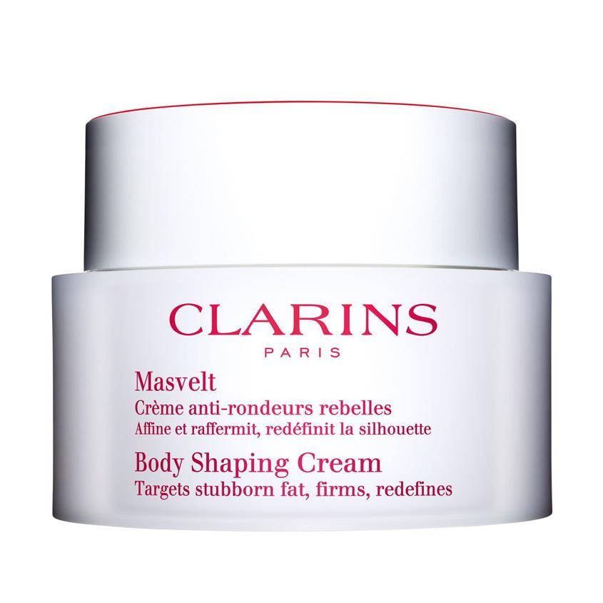 CLARINS Крем для похудения Masvelt.