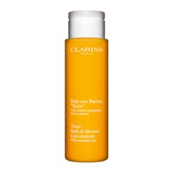CLARINS Тонизирующая пена для ванн и душа с эфирными маслами Tonic 200 мл