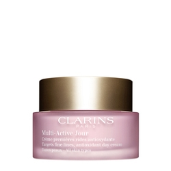 CLARINS ������� ���� ��� �������������� ������ ���������� ��������� � ��������������� ��������� ��� ������ ���� ���� MULTI-ACTIVE 50 ��