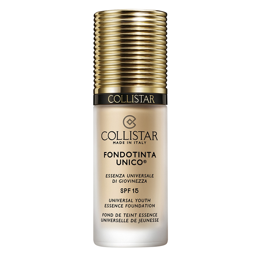 COLLISTAR Тональная основа для лица Unico SPF 15  - Купить