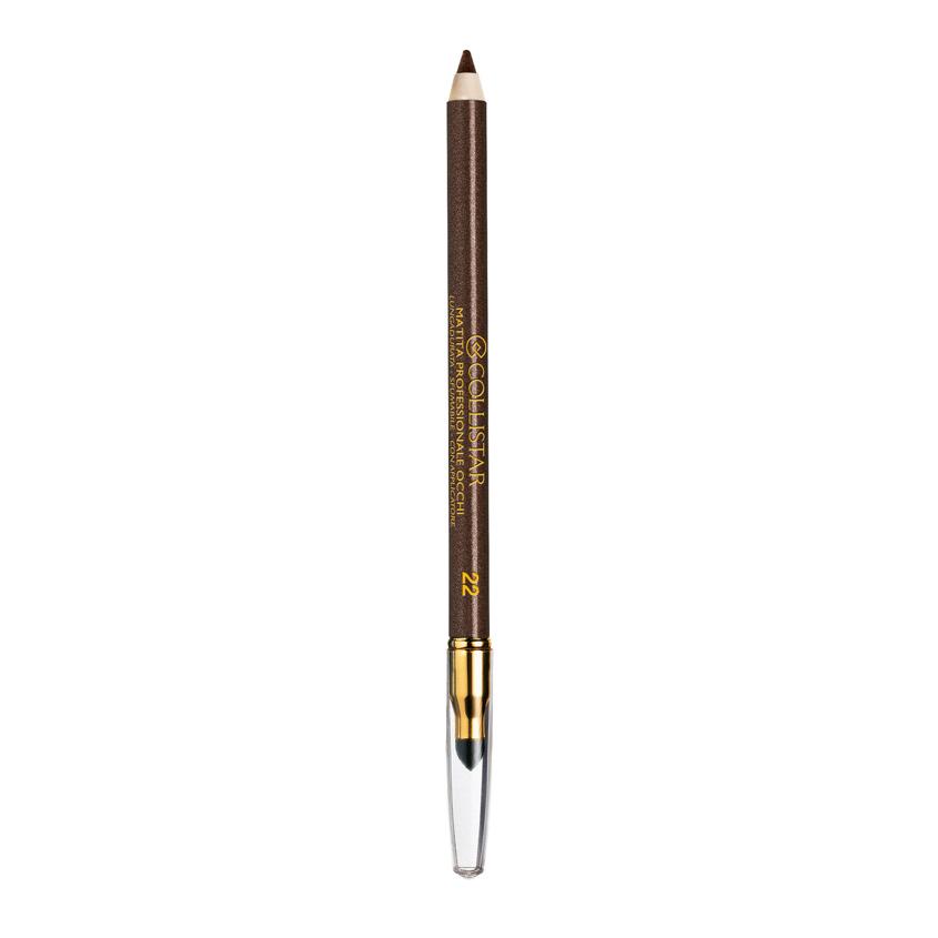 COLLISTAR Контурный карандаш для глаз с блестками PROFESSIONAL