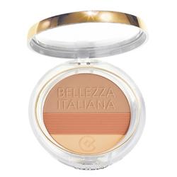 COLLISTAR Компактная пудра для лица и декольте Bonne Mine Effect Perfector. Коллекция Italian Beauty