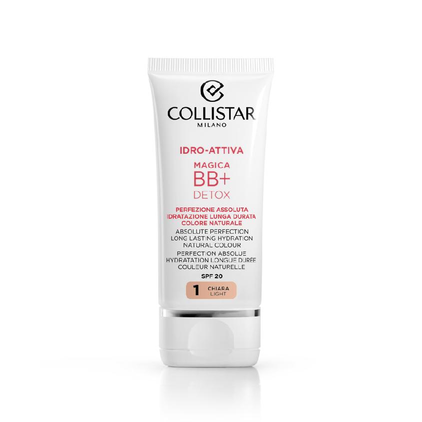 Купить COLLISTAR Дневной BB-крем для лица Совершенный тон + Увлажнение SPF20
