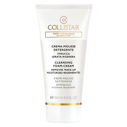 COLLISTAR Крем-пенка очищающая для снятия макияжа, увлажнения и восстановления кожи лица 150 мл