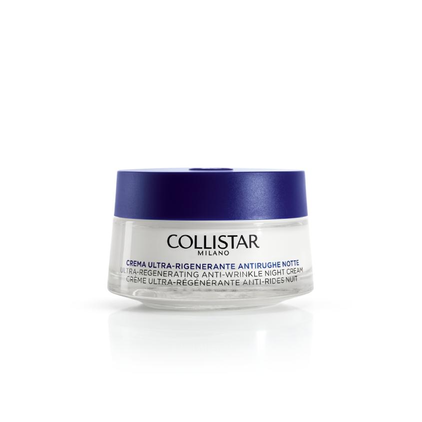 Купить COLLISTAR Интенсивный восстанавливающий ночной крем против морщин
