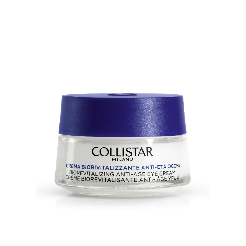 COLLISTAR Крем для контура глаз Biorevitalizing