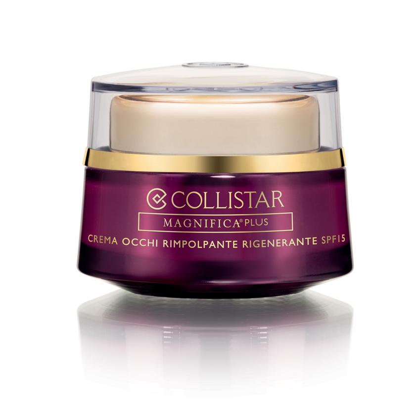 COLLISTAR Крем для глаз восстанавливающий с эффектом наполнителя spf15