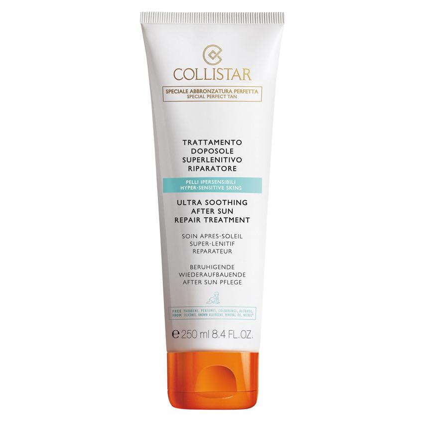 Купить COLLISTAR Молочко после загара для лица и тела для гиперчувствительной кожи