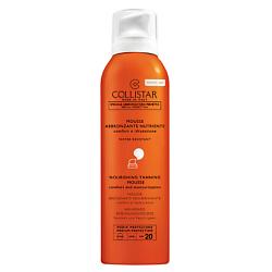 COLLISTAR Мусс увлажняющий и питающий кожу водостойкий SPF20 200 мл