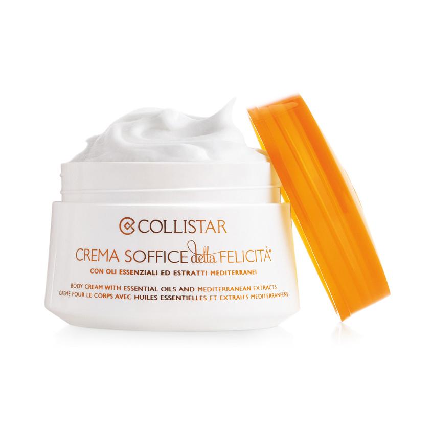 COLLISTAR Питательный крем для тела с эфирными маслами Benessere Della Felicita