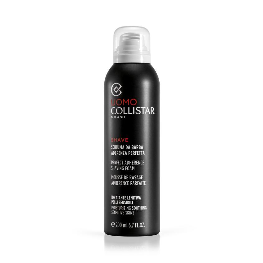 COLLISTAR Увлажняющая и смягчающая пена для бритья для чувствительной кожи