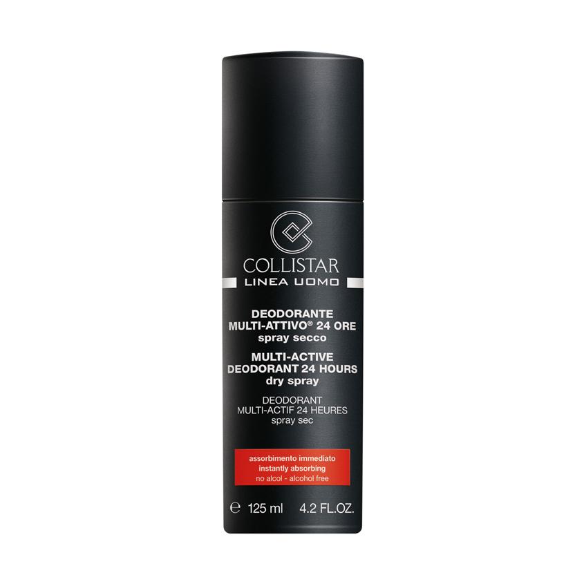 COLLISTAR Дезодорант «сухой спрей» для мужчин Multi-Active