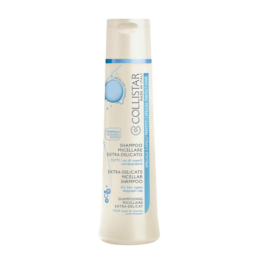 Купить COLLISTAR Шампунь мицеллярный для частого применения для всех типов волос