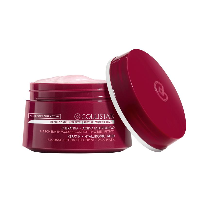 COLLISTAR Маска для волос реконструкция и заполнение с кератином и гиалуроновой кислотой