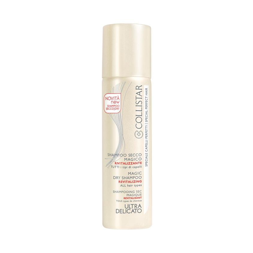 COLLISTAR Шампунь сухой для волос восстанавливающий ультра нежный для всех типов волос