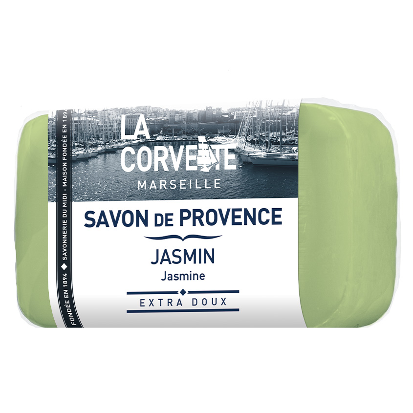 Купить LA CORVETTE Мыло туалетное прованское для тела Жасмин