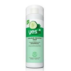 YES TO Шампунь ежедневный с экстрактом огурца для поврежденных и окрашенных волос Огуречный 500 мл (YES TO...)