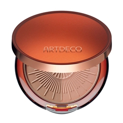 ARTDECO Пудра компактная бронзирующая Bronzing Powder Compact Long-Lasting № 80