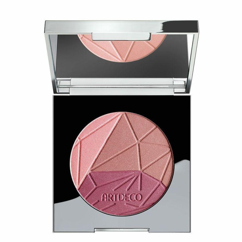 ARTDECO Румяна для лица трехцветные Glamtopia Blush