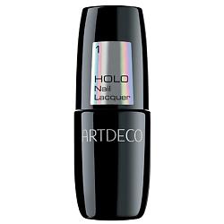 ARTDECO ARTDECO Лак для ногтей Holo с эффектом металлик № 1 Holo tears, 5 мл artdeco artdeco гель лак для ногтей art couture 942 venetian red 10 мл