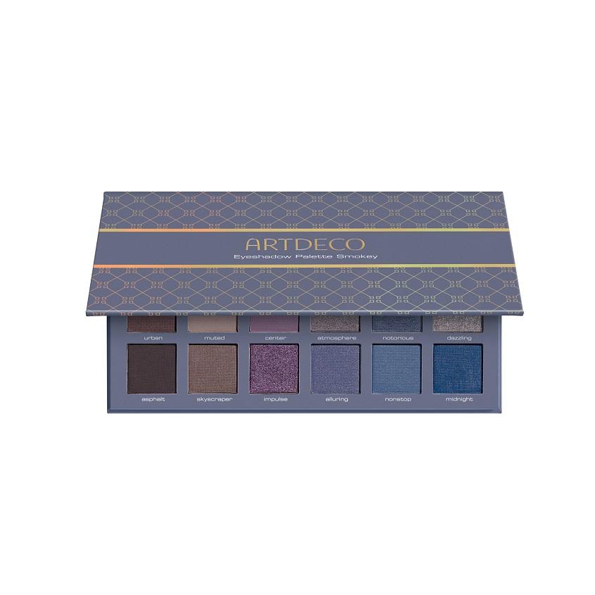 ARTDECO Палетка теней для век 18 оттенков