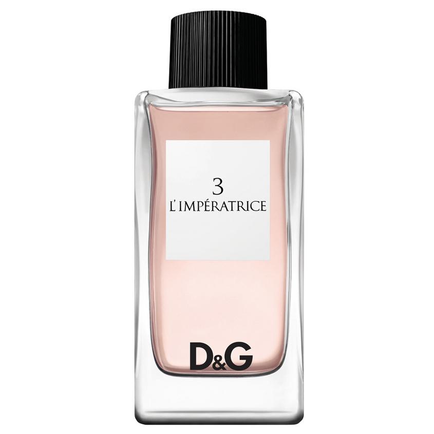 женская парфюмерия Dg 3 Limperatrice купить в москве по цене