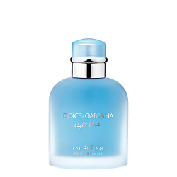 Купить DOLCE&GABBANA Light Blue Eau Intense Pour Homme Парфюмерная вода, спрей 50 мл