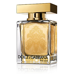 DOLCE&GABBANA The One Eau de Toilette Baroque Collector Туалетная вода, спрей 50 мл туалетная вода armand basi in blue man туалетная вода 50 мл