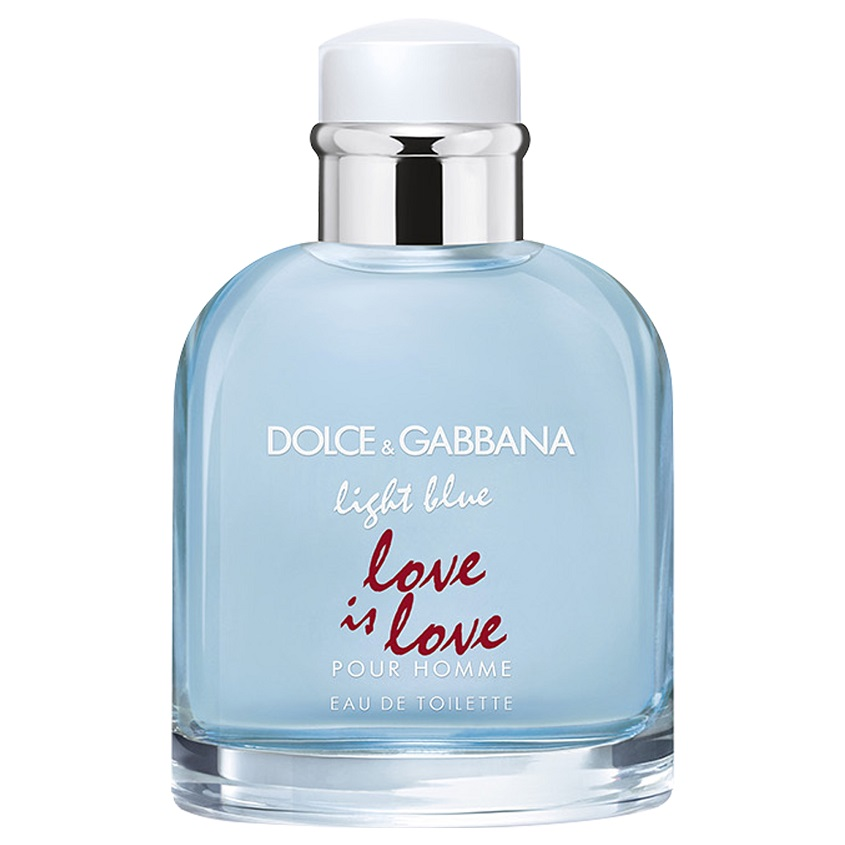 Купить DOLCE&GABBANA Light Blue Love is Love Eau de Toilette Pour Homme