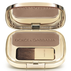DOLCE & GABBANA MAKE UP Румяна Luminous Cheek Colour № 22 TAN