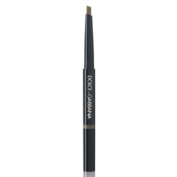 DOLCE  GABBANA MAKE UP Карандаш для бровей Shaping Eyebrow Pencil № 1 SOFT BROWN