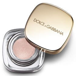 DOLCE  GABBANA MAKE UP Кремовые тени для век Perfect Mono № 020 GOLD DUST