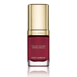 DOLCE & GABBANA MAKE UP Лак для ногтей Intense Nail Laquer. 735 LAVA