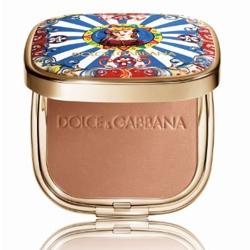 DOLCE & GABBANA MAKE UP Летняя коллекция Summer in Italy 2016 Бронзирующая пудра The Sicilian Bronzer (DOLCE & GABBANA MAKE UP)