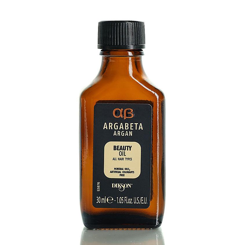 DIKSON Масло для ежедневного использования с аргановым маслом и бета-кератином