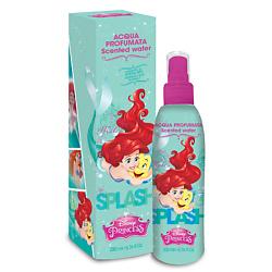 DISNEY PRINCESS Ароматизированная вода детская Ариэль 200мл disney кукла ариэль disney princess